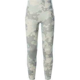 The North Face Motivation HR 7/8 Pocket Tights Women, wrought iron surreal sky print